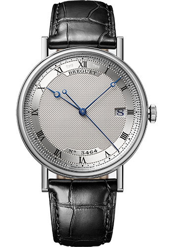 Breguet Watches - Classique 5177 - Extra-Thin - 38mm - Style No: 5177BB/15/9V6