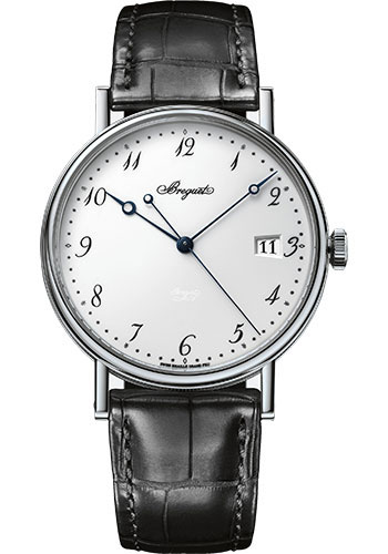 Breguet Watches - Classique 5177 - Extra-Thin - 38mm - Style No: 5177BB/29/9V6