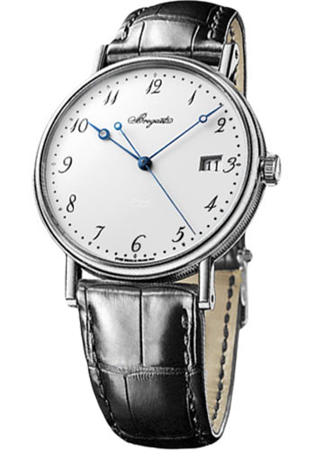 Breguet Watches - Classique 38mm - White Gold - Style No: 5177BB/29/9V6