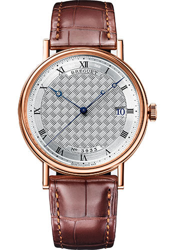 Breguet Watches - Classique 5177 - Extra-Thin - 38mm - Style No: 5177BR/12/9V6