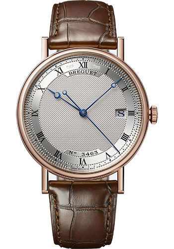 Breguet Watches - Classique 5177 - Extra-Thin - 38mm - Style No: 5177BR/15/9V6