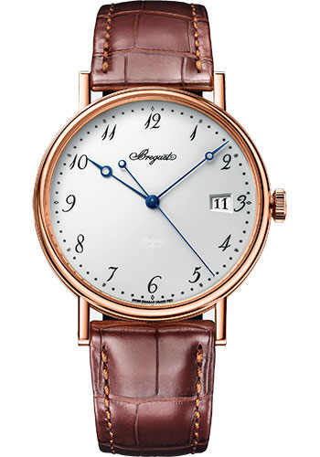 Breguet Watches - Classique 5177 - Extra-Thin - 38mm - Style No: 5177BR/29/9V6