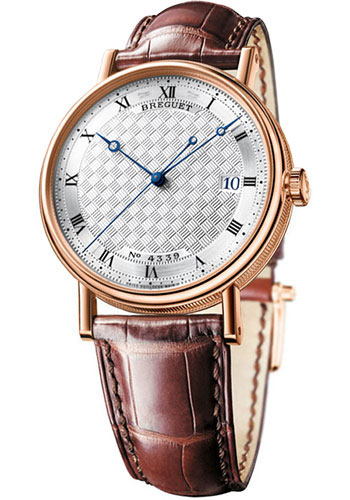 Breguet Watches - Classique 38mm - Rose Gold - Style No: 5177BR/12/9V6