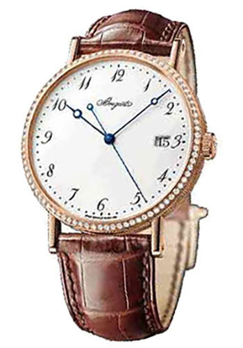 Breguet Watches - Classique 38mm - Rose Gold - Style No: 5178BR/29/9V6.D000