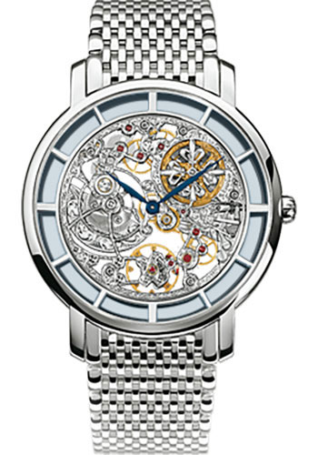 Patek Philippe Watches - Complications Skeleton - Style No: 5180/1G-001