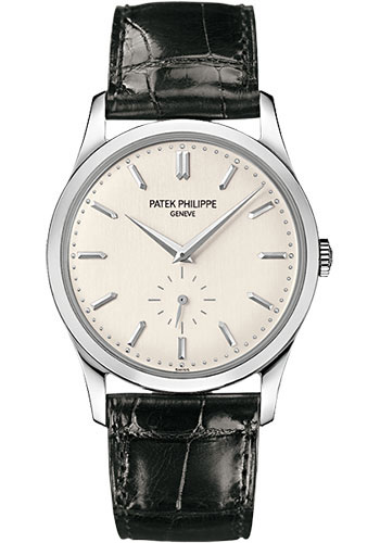 Patek Philippe Watches - Calatrava 37mm - Style No: 5196G-001
