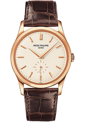 Patek Philippe Watches - Calatrava 37mm - Style No: 5196R-001