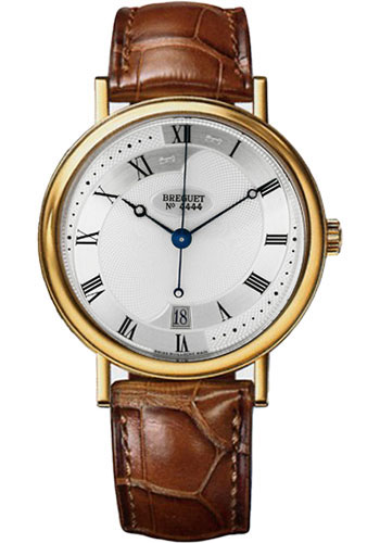 Breguet Watches - Classique 35.5mm - Yellow Gold - Style No: 5197BA/15/986