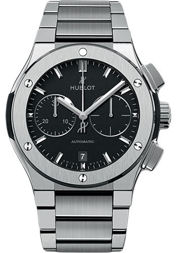 Hublot Watches - Classic Fusion 45mm Chronograph - Titanium - Style No: 520.NX.1170.NX