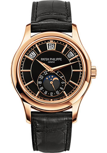 Patek Philippe Watches - Complications Annual Calendar - 40mm - Style No: 5205R-010