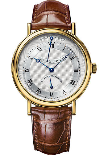 Breguet Watches - Classique 5207 - Retrograde Seconds - 39mm - Style No: 5207BA/12/9V6