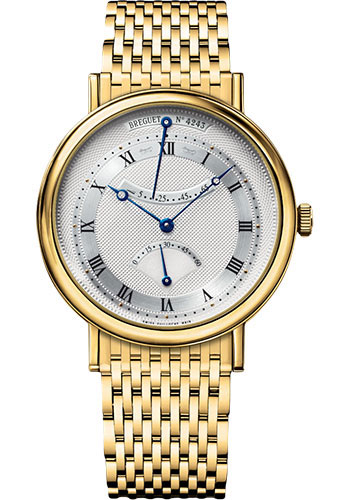 Breguet Watches - Classique 5207 - Retrograde Seconds - 39mm - Style No: 5207BA/12/AV0