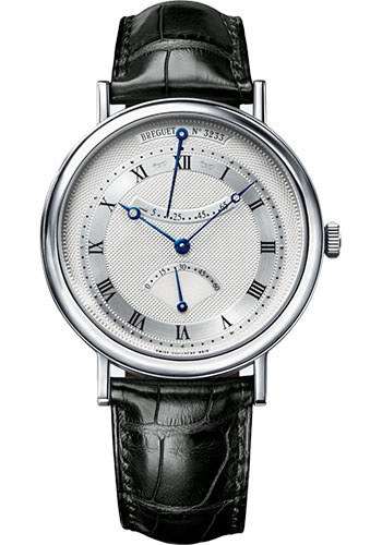 Breguet Watches - Classique 5207 - Retrograde Seconds - 39mm - Style No: 5207BB/12/9V6