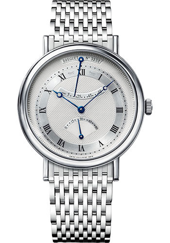 Breguet Watches - Classique 5207 - Retrograde Seconds - 39mm - Style No: 5207BB/12/BV0