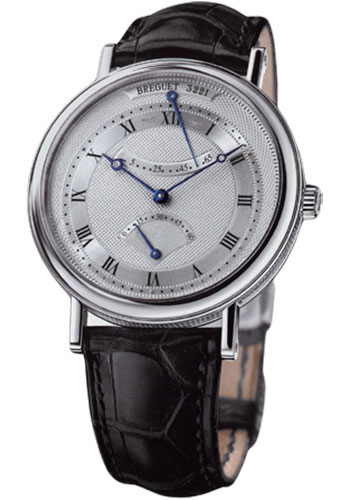 Breguet Watches - Classique 39mm - White Gold - Style No: 5207BB/12/9V6