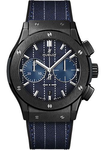 Hublot Watches - Classic Fusion 45mm Chronograph - Italia Independent - Style No: 521.CM.2707.NR.ITI18