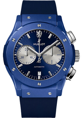 Hublot Watches - Classic Fusion 45mm Chronograph - Chelsea - Style No: 521.EX.7179.RX.CFC19