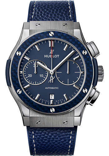 Hublot Watches - Classic Fusion 45mm Chronograph - New York Giants - Style No: 521.NQ.5170.VR.NYG17