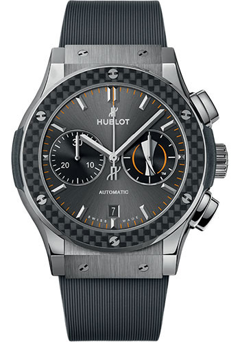 Hublot Watches - Classic Fusion 45mm Chronograph - Europa League - Style No: 521.NQ.7029.RX.UEL17