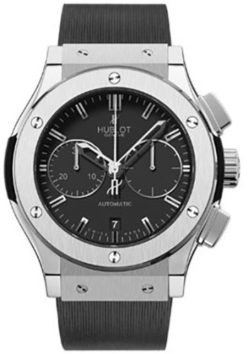 Hublot Watches - Classic Fusion 45mm Chronograph - Titanium - Style No: 521.NX.1170.RX