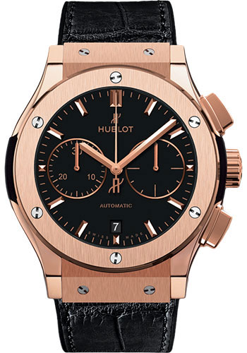 Hublot Watches - Classic Fusion 45mm Chronograph - King Gold - Style No: 521.OX.1181.LR