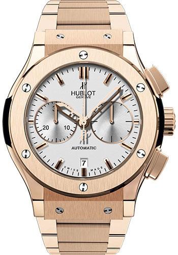 Hublot Watches - Classic Fusion 45mm Chronograph King Gold - Style No: 521.OX.2610.OX