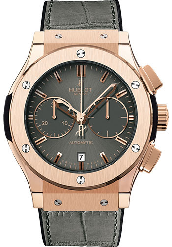 Hublot Watches - Classic Fusion 45mm Chronograph - King Gold - Style No: 521.OX.7080.LR