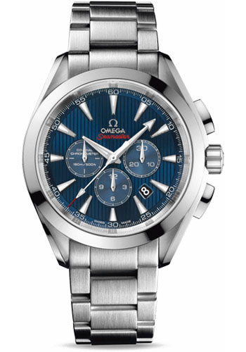 Omega Watches - Seamaster Olympic Collection London 2012 - Style No: 522.10.44.50.03.001