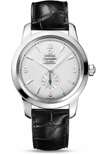 Omega Watches - Seamaster Olympic Collection London 2012 - Style No: 522.23.39.20.02.001