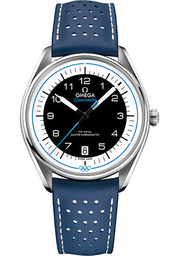 Omega Watches - Specialities Olympic Official Timekeeper - Style No: 522.32.40.20.01.001