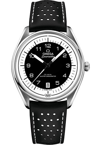 Omega Watches - Specialities Olympic Official Timekeeper - Style No: 522.32.40.20.01.003
