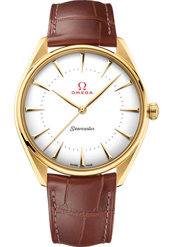 Omega Watches - Specialities Olympic Official Timekeeper - Style No: 522.53.40.20.04.001