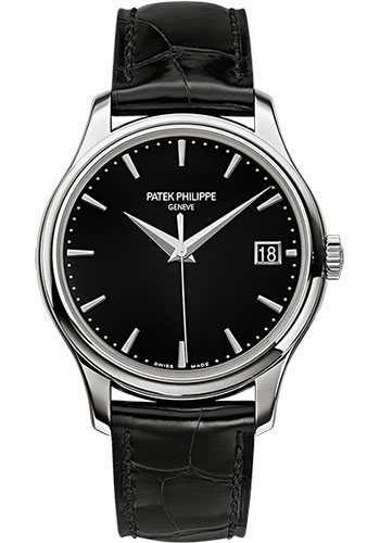 Patek Philippe Watches - Calatrava 39mm - Style No: 5227G-010