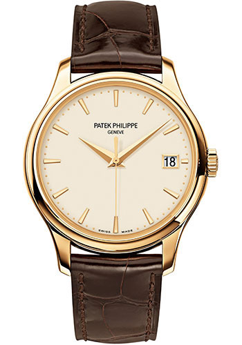 Patek Philippe Watches - Calatrava 39mm - Style No: 5227J-001