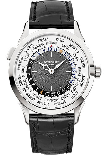 Patek Philippe Watches - Complications World Time - Style No: 5230G-001