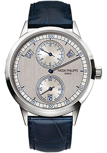 Patek Philippe Watches - Complications Annual Calendar - 40mm - Style No: 5235G-001