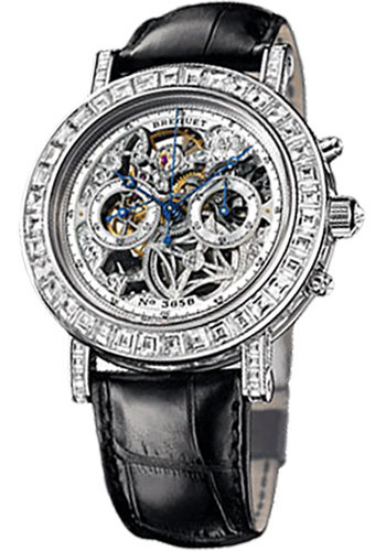 Breguet Watches - Classique 40.3mm - White Gold - Style No: 5238BB/10/9V6.DD00