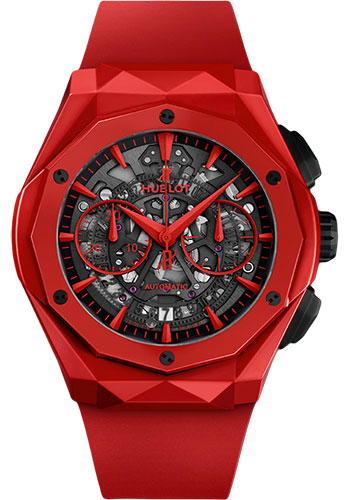Hublot Watches - Classic Fusion 45mm Aerofusion Chronograph - Orlinski - Style No: 525.CF.0130.RX.ORL19