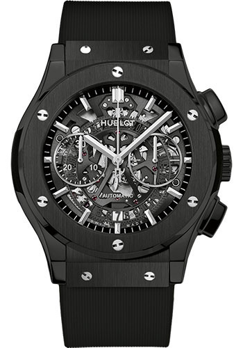 Hublot Watches - Classic Fusion 45mm Aerofusion Black Magic - Style No: 525.CM.0170.RX