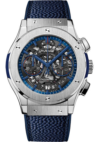 Hublot Watches - Classic Fusion 45mm Aerofusion Chronograph - Titanium - Style No: 525.NX.0123.VR.NYG16