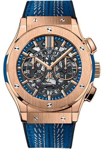 Hublot Watches - Classic Fusion 45mm Aerofusion Chronograph - King Gold - Style No: 525.OX.0129.VR.ICC16