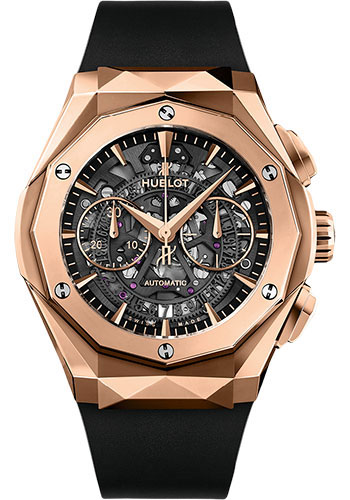 Hublot Watches - Classic Fusion 45mm Aerofusion Chronograph - Orlinski - Style No: 525.OX.0180.RX.ORL18