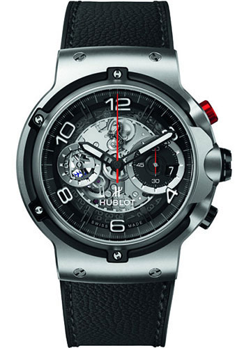 Hublot Watches - Classic Fusion 45mm Ferrari GT - Style No: 526.NX.0124.VR