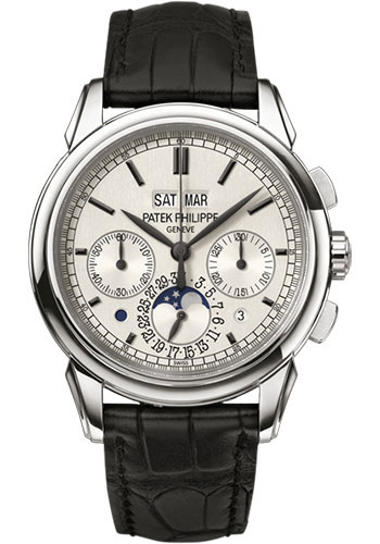 Patek Philippe Watches - Grand Complications Perpetual Calendar Moonphase Chronograph - Style No: 5270G-018