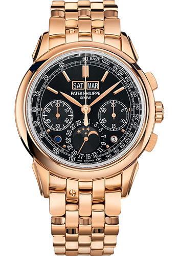Patek Philippe Watches - Grand Complications Chronograph Perpetual Calendar - Style No: 5270/1R-001