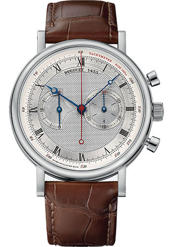 Breguet Watches - Classique 5287 - Chronograph - 42.5mm - Style No: 5287BB/12/9ZU