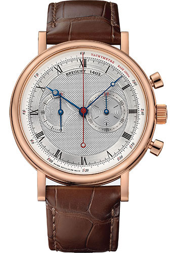 Breguet Watches - Classique 5287 - Chronograph - 42.5mm - Style No: 5287BR/12/9ZU