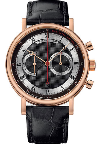 Breguet Watches - Classique 5287 - Chronograph - 42.5mm - Style No: 5287BR/92/9ZU