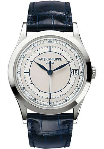 Patek Philippe Watches - Calatrava 38mm - Style No: 5296G-001