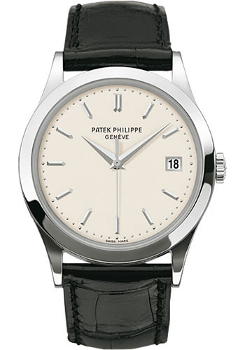 Patek Philippe Watches - Calatrava 38mm - Style No: 5296G-010